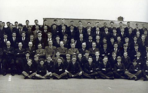 School Photo 1959