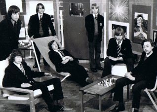 5th Form in 1975 | From the private collection of Derek Mann