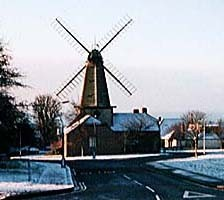 West Blatchington Windmill | From a private collection