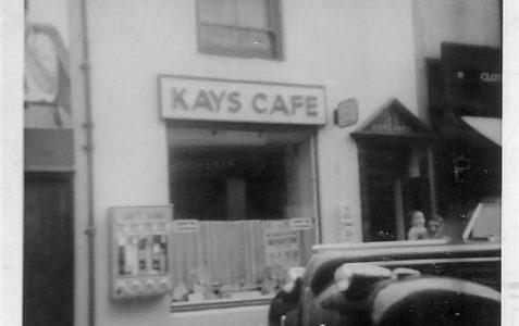 Kays Café 21 Bond Street