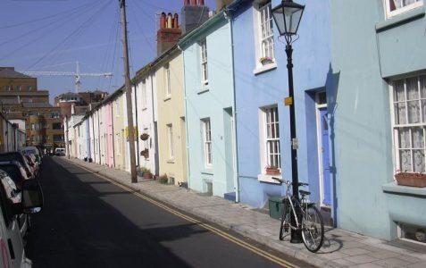 Kemp Street: Scene of a grisly murder