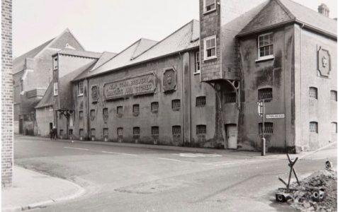 Kemp Town Maltings 1970