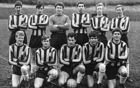 Hangleton Football Club 1963
