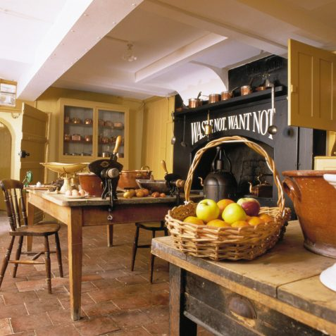 The kitchen | Reproduced with permission from the Royal Pavilion & Museums, Brighton & Hove