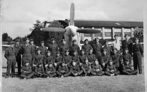 Air Training Squadron 2278 in the 1960s