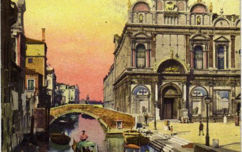 Postcards of William Brooman, 1909-1920