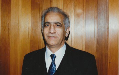 Papers relating to the funeral of Habibollah Mohebati, 1991