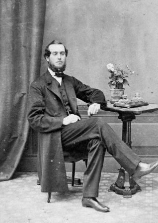 Letters relating to Charles Treacher (1835-1871)