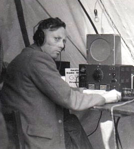 Correspondence of a radio enthusiast and spy, 1938-2001