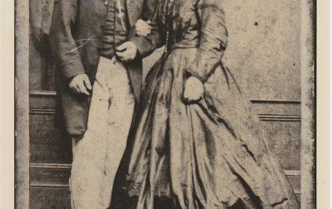 Letter to Sarah Sinden, 1886