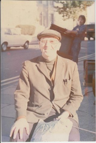 Photo of Ronald Kessler, c.1986   Contributed to the Letter in the Attic by Sheila Fleet