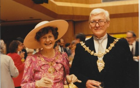 Diary of a Hove Mayoress, 1988
