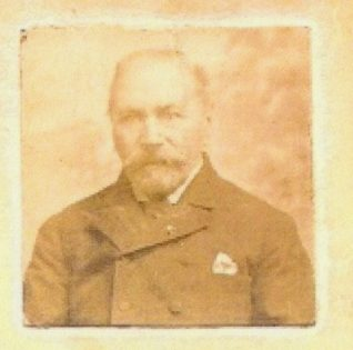 Photo of Martin van Buren Bligh, date unknown | Contributed to the Letter in the Attic by Yvonne Bligh