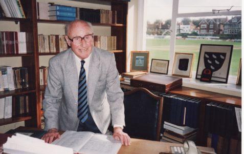 Letters to Harry Osborne, 1927-1997