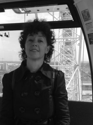 Photo of Sharon Forsdyke, May 2008 | Contributed to the Letter in the Attic by Sharon Forsdyke