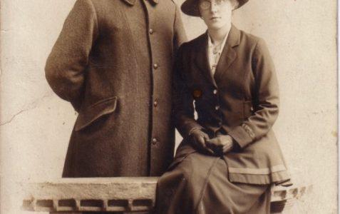 Letters of Jack Leech, 1915-1918