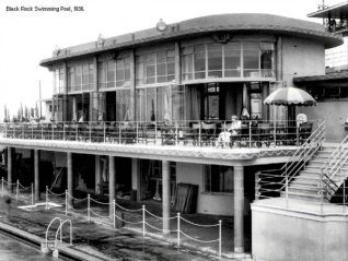 Black Rock Swimming Pool 1936 | Image from the 'My Brighton' museum exhibit