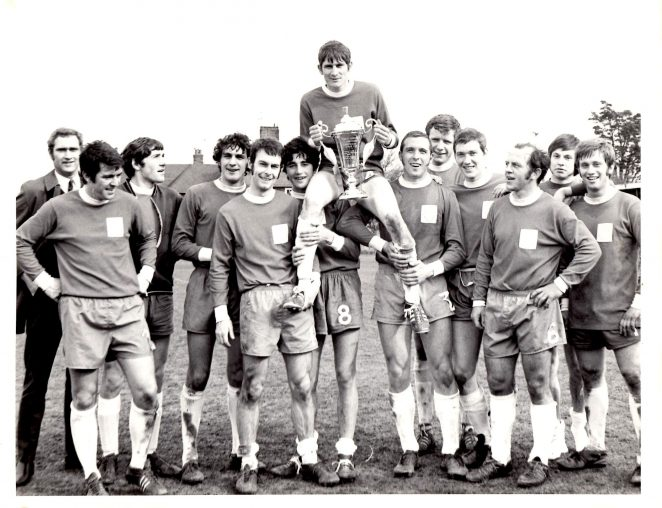 Lower Bevendean Old Boys FC   From the private collection of John Sharp