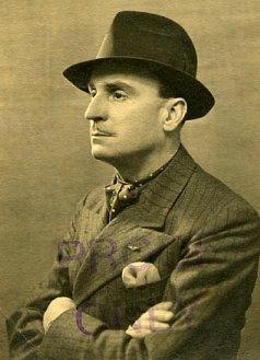 Mr Lawrie Sargeant - proprietor of the Bristol Hotel | Tim Sargeant