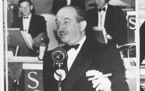 Ballroom Manager Lionel Stewart