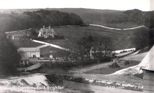 Lower Roadale Farm - The Golf House   Courtesy of Joy Whittam