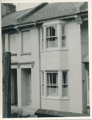 Two storey Brighton terraced house | From the private collection of Barrie Searle