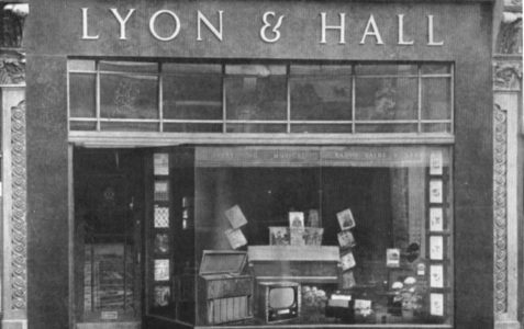 Lyon and Hall: Western Road