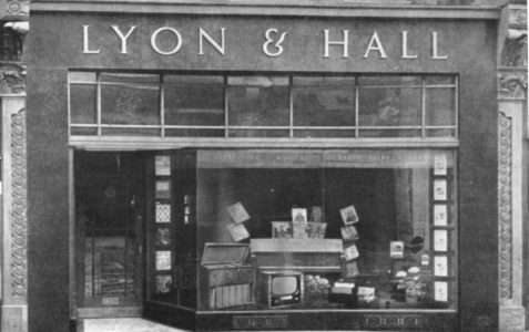 Lyon and Hall