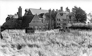 Mile Oak Approved School | Photo by Bernard Langrish