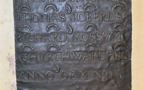 Interior memorials