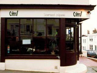 Cripes Restaurant, Victoria Road, Brighton
