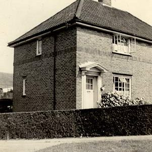 A 1930s council house