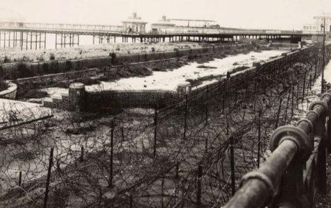 Wartime Christmas in Brighton
