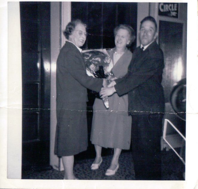 Mabel's 40th year at the Duke of York | From the private collection of Terry Hyde