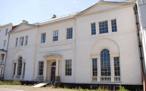 Marlborough House, built c1765