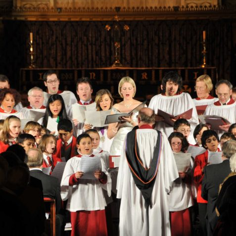 The Martlets Hospice Carol Concert | Photo by Tony Mould