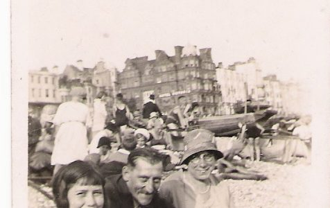 Brighton beach 1930s?