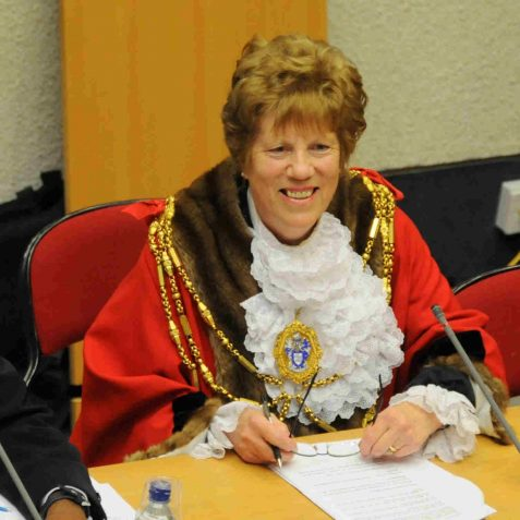 First duty of the new Mayor is to appoint her Deputy | Photo by Tony Mould