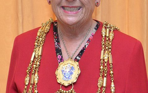 Mayor of Brighton and Hove:Councillor Mo Marsh