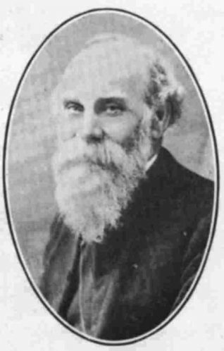 Rev. William T McCormack - the first Vicar