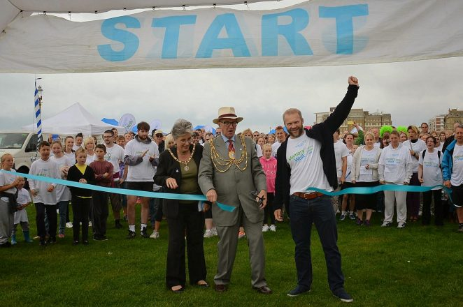 Brighton and Hove Memory Walk 2014 | ©Tony Mould: all images copyright protected
