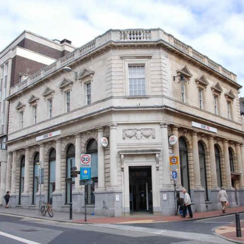 Midland Bank, now HSBC, North Street | Photo by Tony Mould