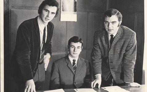 Apprenticeships in 1960/70s