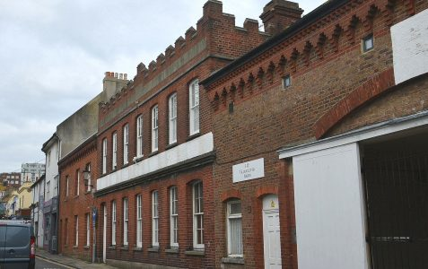 Former Drill Hall: Gloucester Mews