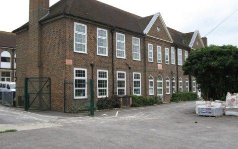 Moulsecoomb School allotments