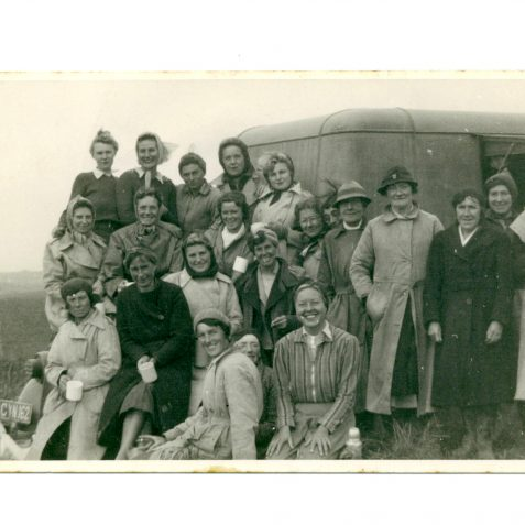 Was this in WWII? | From the private collection of Eric Cook