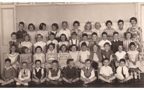 Class photo c1959/60?