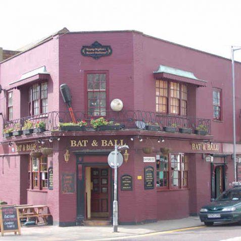 Bat and Ball public house   Photo by Tony Mould