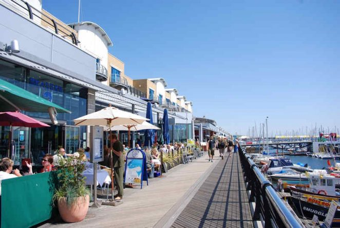Brighton Marina | Photo by Tony Mould
