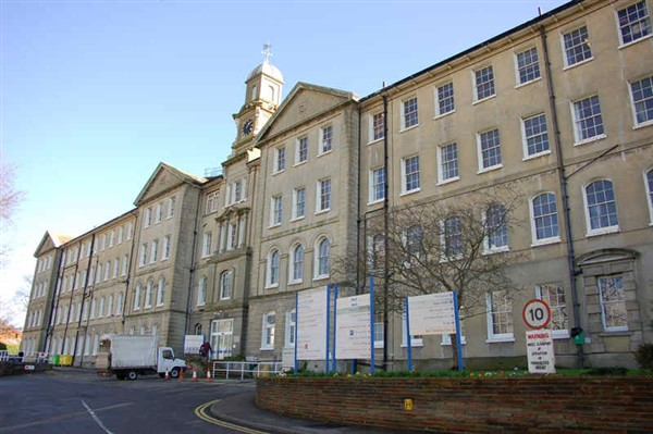 Brighton General Hospital | ©Tony Mould: images copyright protected